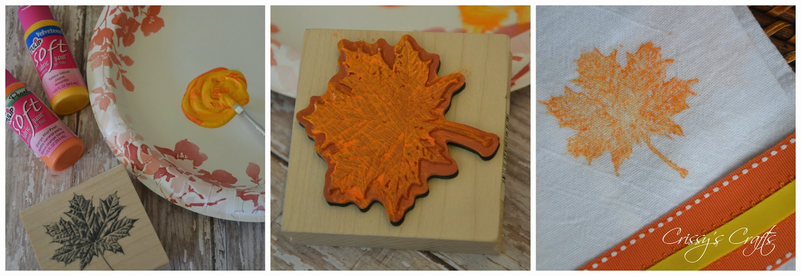 Crissy 39 s crafts thanksgiving hostess gift and blog hop Hostess gift