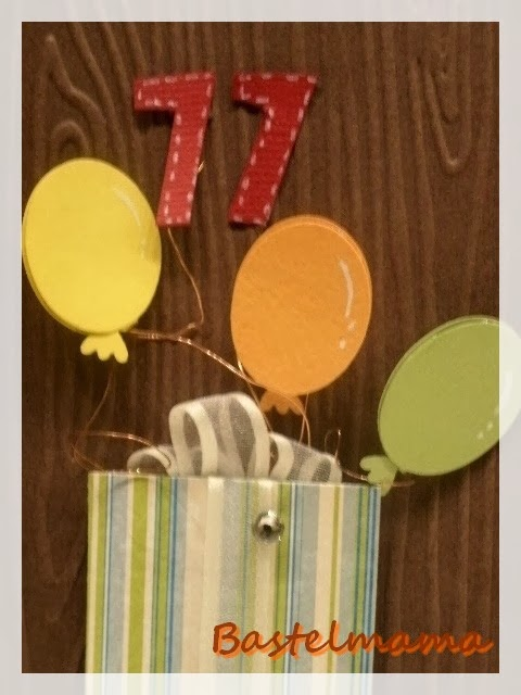 Prägen, Stanzen, Luftballons