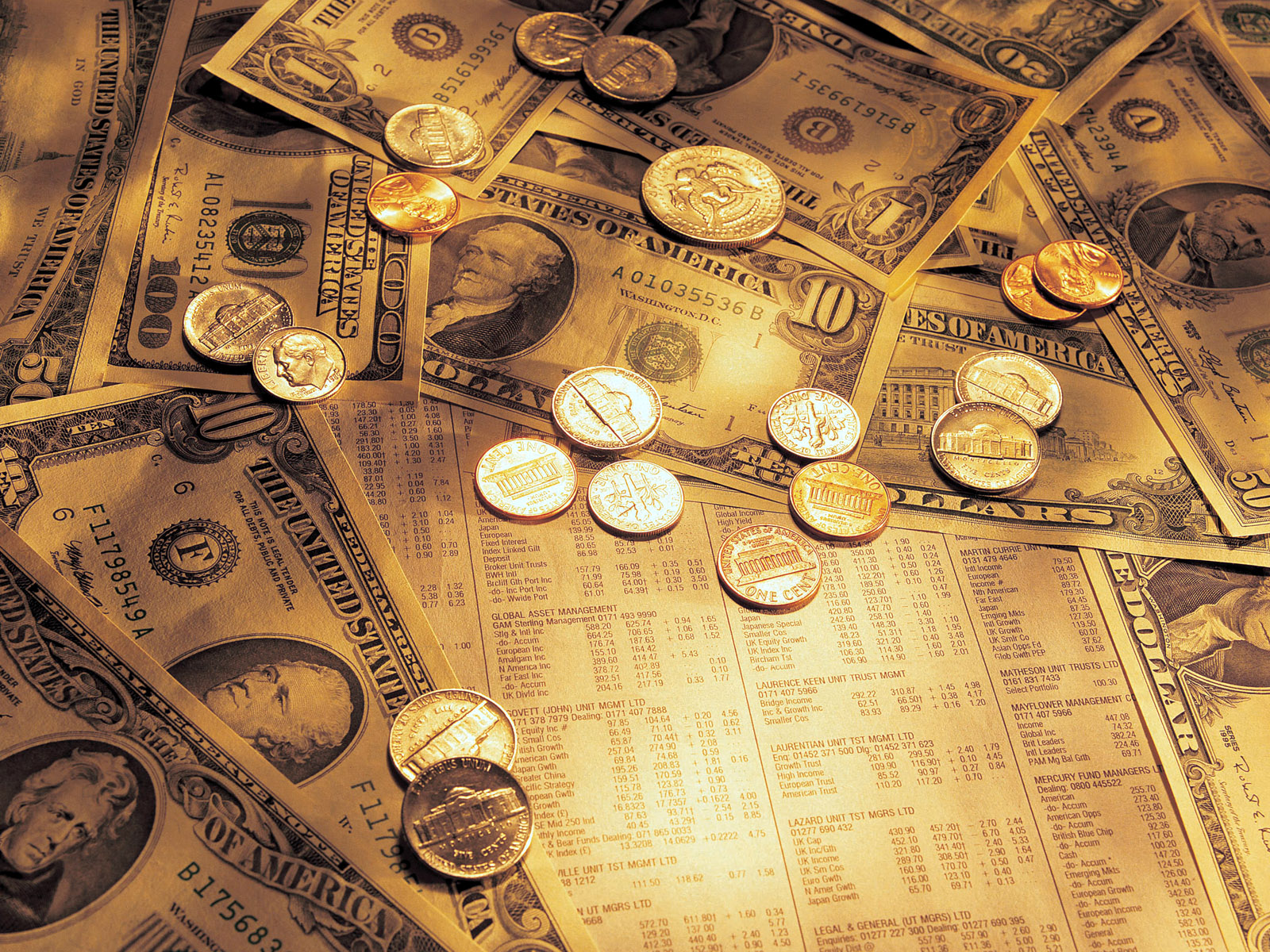 hd cool wallpapers of money