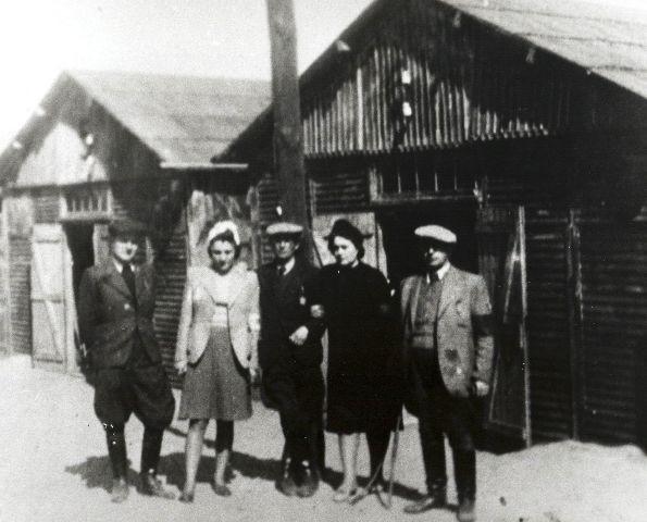 Секс евреев в борделях нацистов