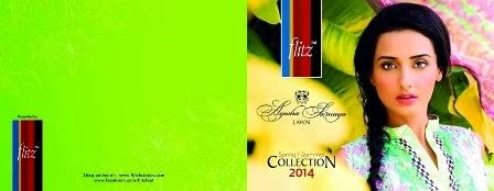 Ayesha Somaya Spring Collection 2014