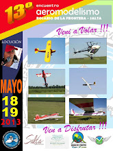 13 Encuentro de Aeromodelismo