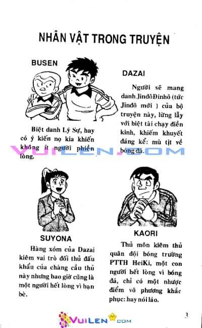 Jindodinho - Đường Dẫn Đến Khung Thành III  Tập 14 page 3 Congtruyen24h
