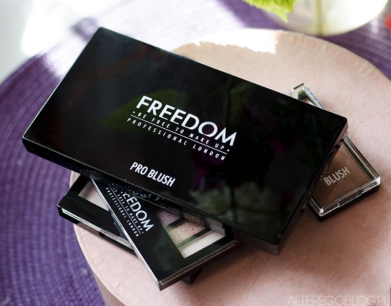 Masa nowości Freedom Makeup London | Rabat -20% w ekobieca.pl
