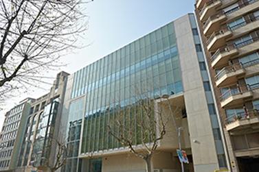 Barcelona littleshell la biblioteca de l 39 eixample i el Empresas de construccion en barcelona