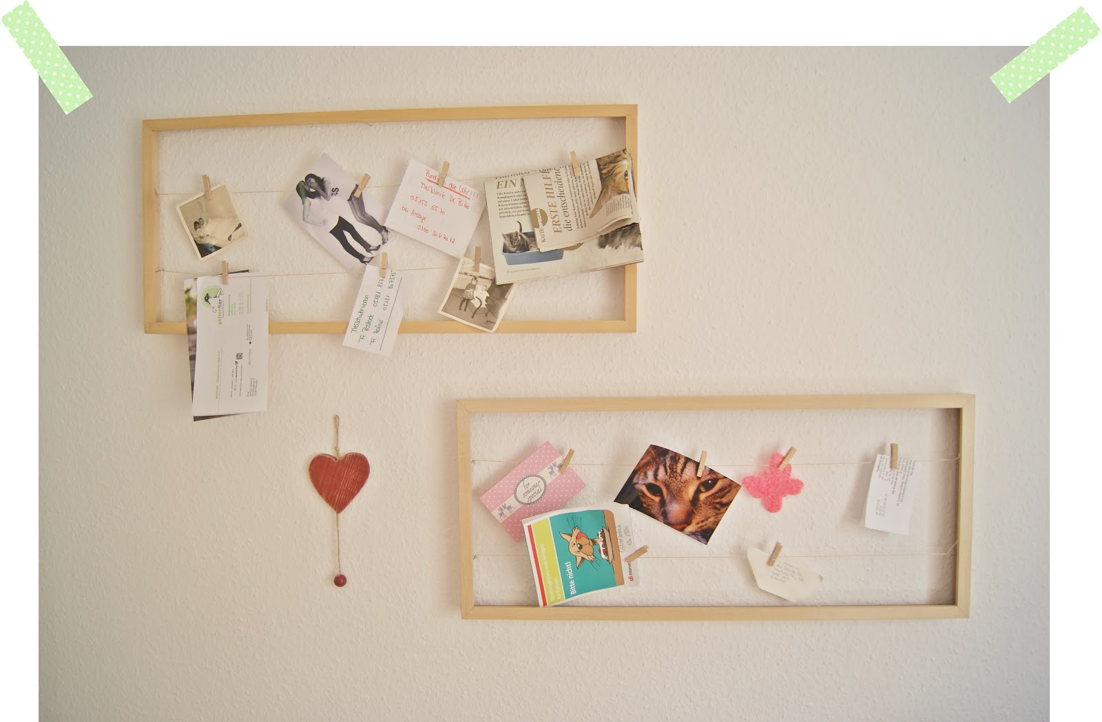 pinnbilderrahmen handmade kultur. Black Bedroom Furniture Sets. Home Design Ideas