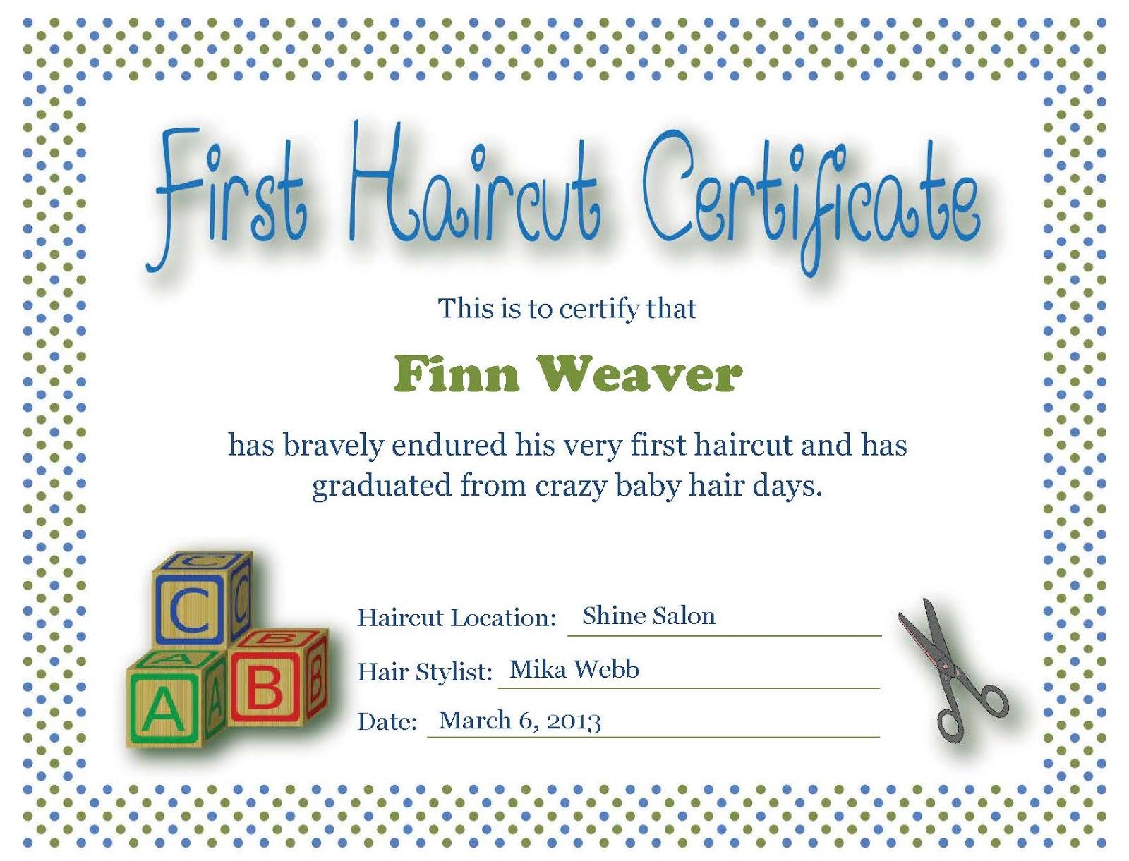 six dream weavers  finn firsts  haircut  and steps