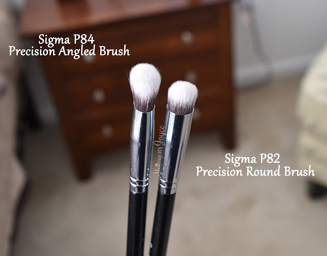 Sigma P82 Brush Review Dupe