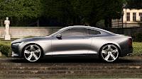 Volvo Concept Coupé - The next generation P1800 (side)