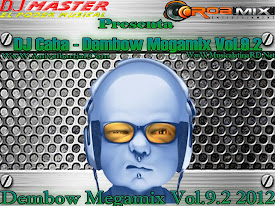 DJ Caba - Dembow Megamix Vol.9.2 [ Presenta Roamix Musical &amp; Dj Master Poder Musical]