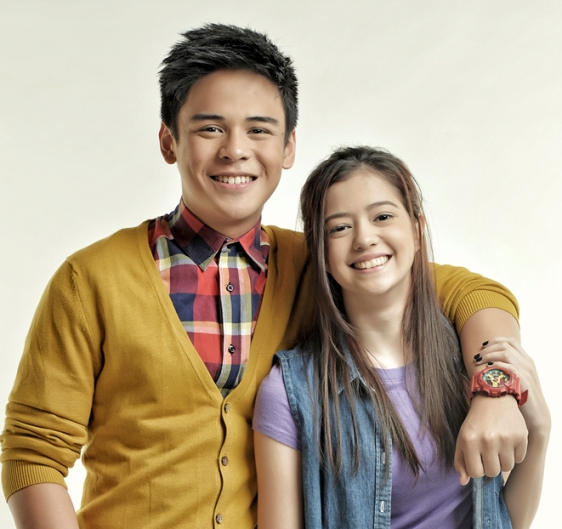 Khalil Ramos and Sue Ramirez of Annaliza
