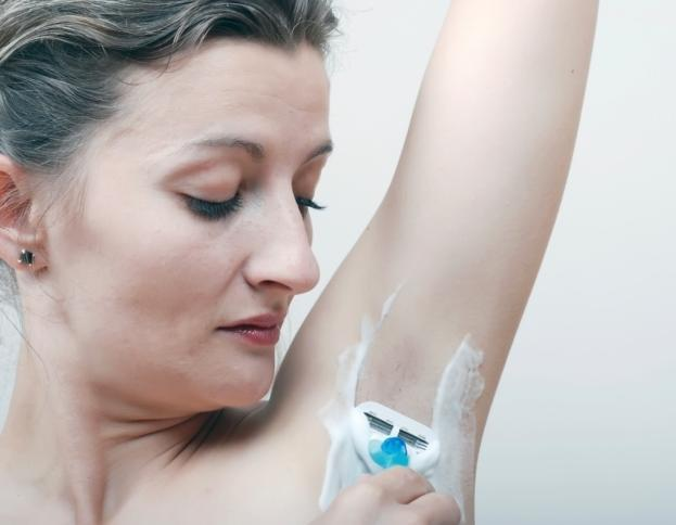 how to get rid of underarm hair permanently at home