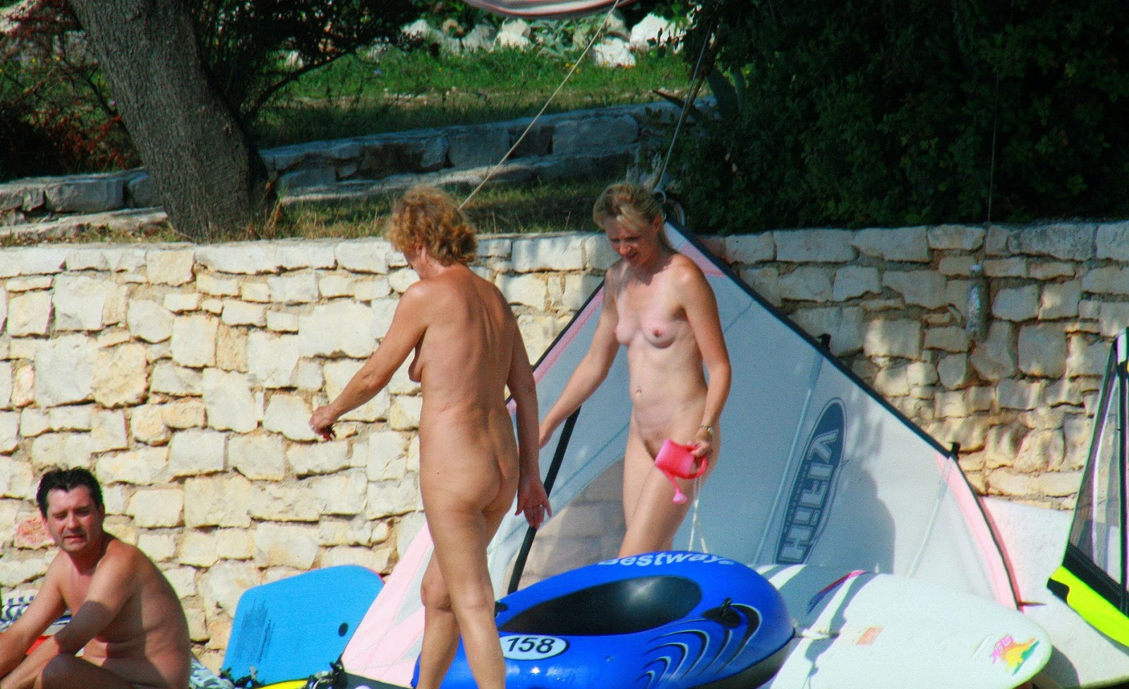 Remarkable, valuable Croatia nudist family phrase