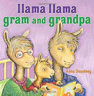 llama llama gram and grandpa review