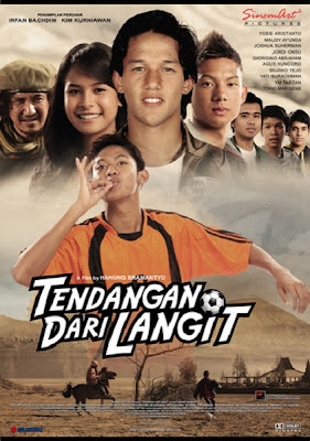 Film Tendangan Dari Langit 2011
