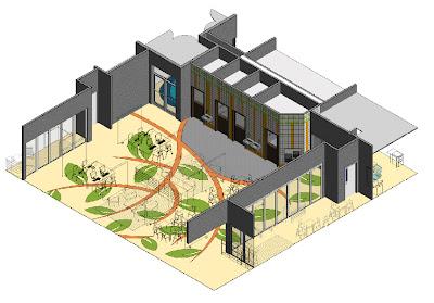 Community Design 21st Century School Classroom