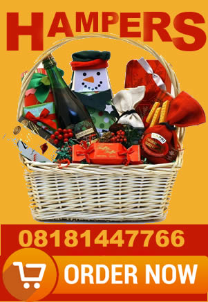 Gift Hampers Basket