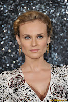 Diane Kruger Chanel Haute Couture Fall/Winter show in Paris