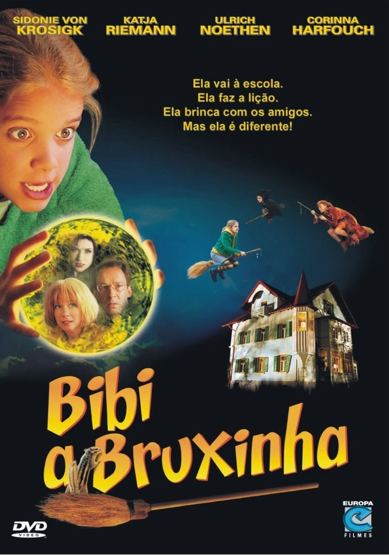 Bibi: A Bruxinha – Dublado