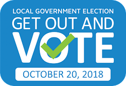 Election Day Oct 20th
