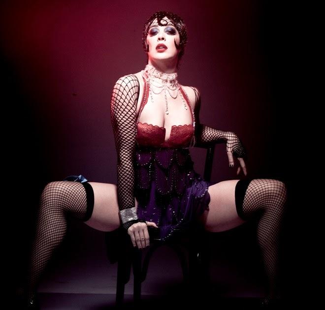 prostituta de cabaret