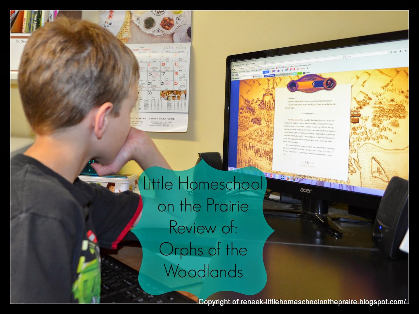 Little Homeschool on the Praire Star Toaster Review