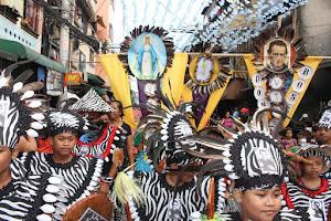 ALAYAW (ALAy saYAW sa Patrong San Juan Bosco) Participants for Fiesta 2017