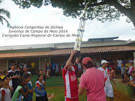 Campeonato Regional de Campo do Meio 2014