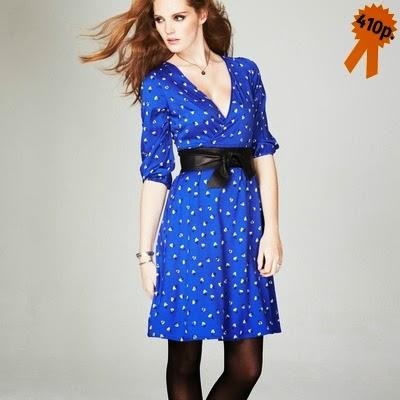 Платье 3suisses ретро стиль