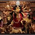 "CR Park Co-operative Society Durga Puja 2012 presents ""Rural Art of Bengal Colored Bamboos"" from Bankura"