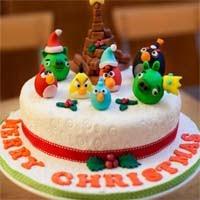 Xmast Cake