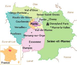 Ville Les Moins Cher De L Ile De France