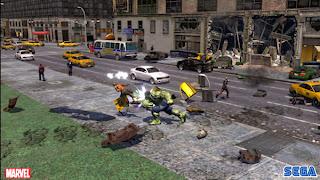شرح تحميل وتتبيث لعبة الحرب والمغامرات  the incredible hulk مضغوطة بحجم 230 MB