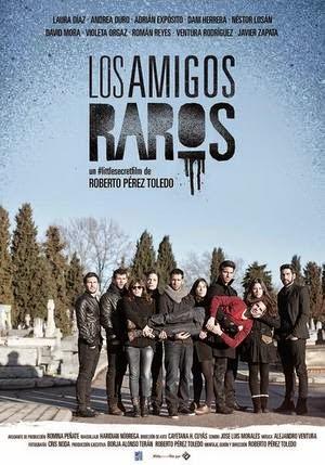 Ver Los Amigos Raros (2014) Online