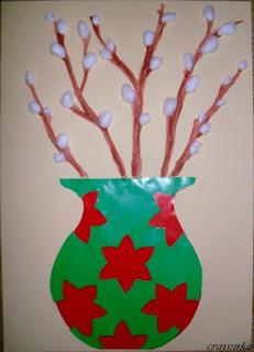 wazon z baziami