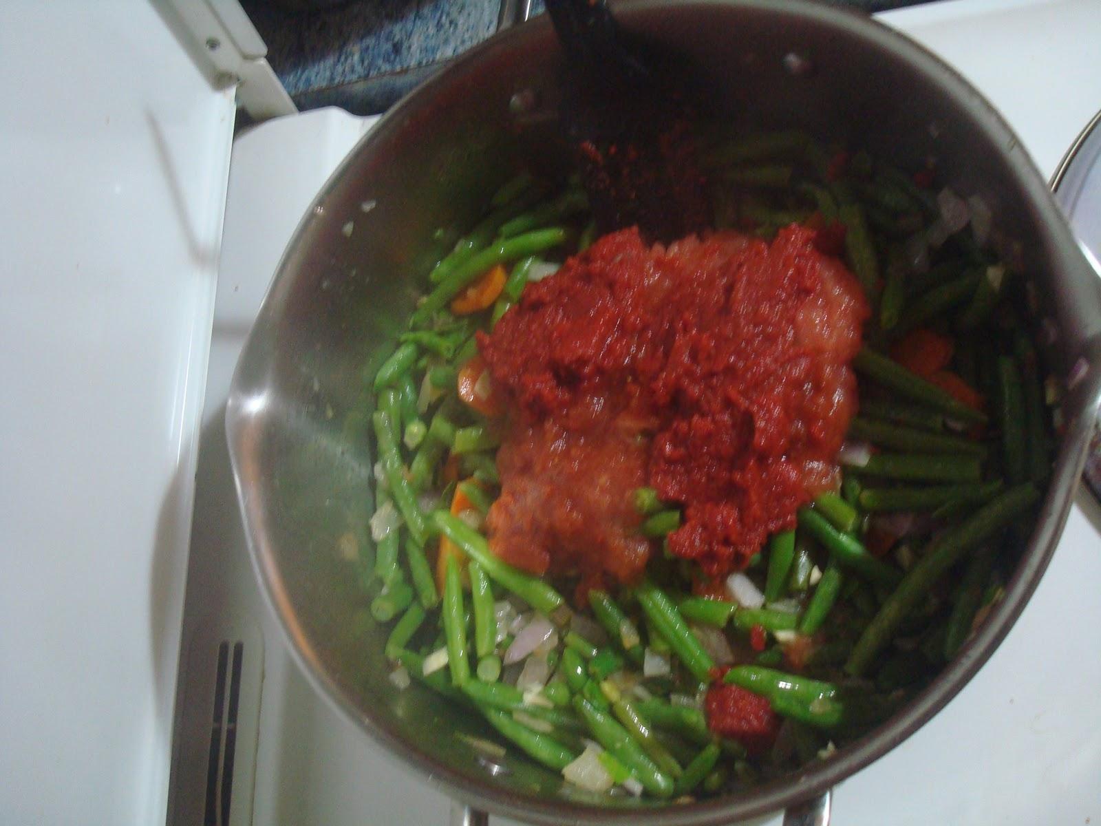 Что приготовить из замороженной зелёной фасоли