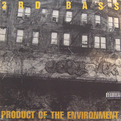 3rd Bass – Product Of The Environment (CDS) (1990) (320 kbps)