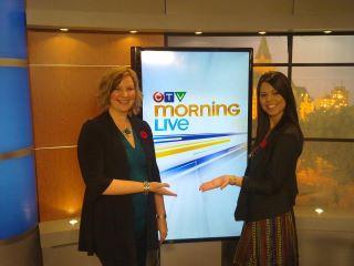 ctv morning live ~ november 3, 2011