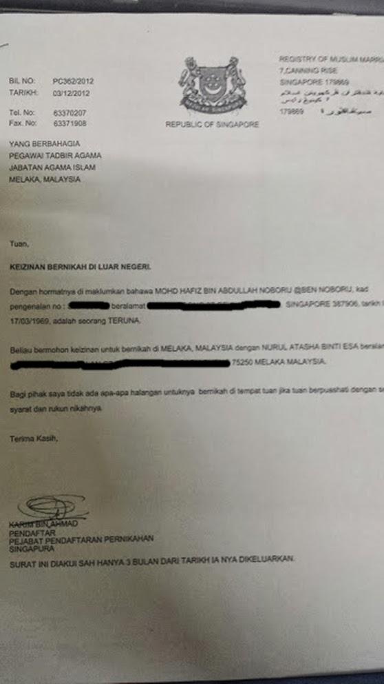 Baarakallaah Prosedur Pernikahan Di Malaysia