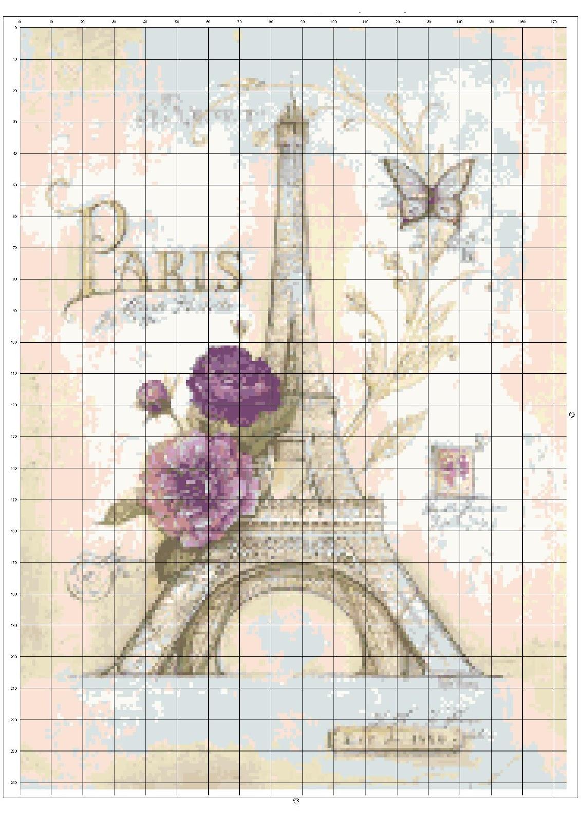 los gráficos del gato: PARIS VINTAGE