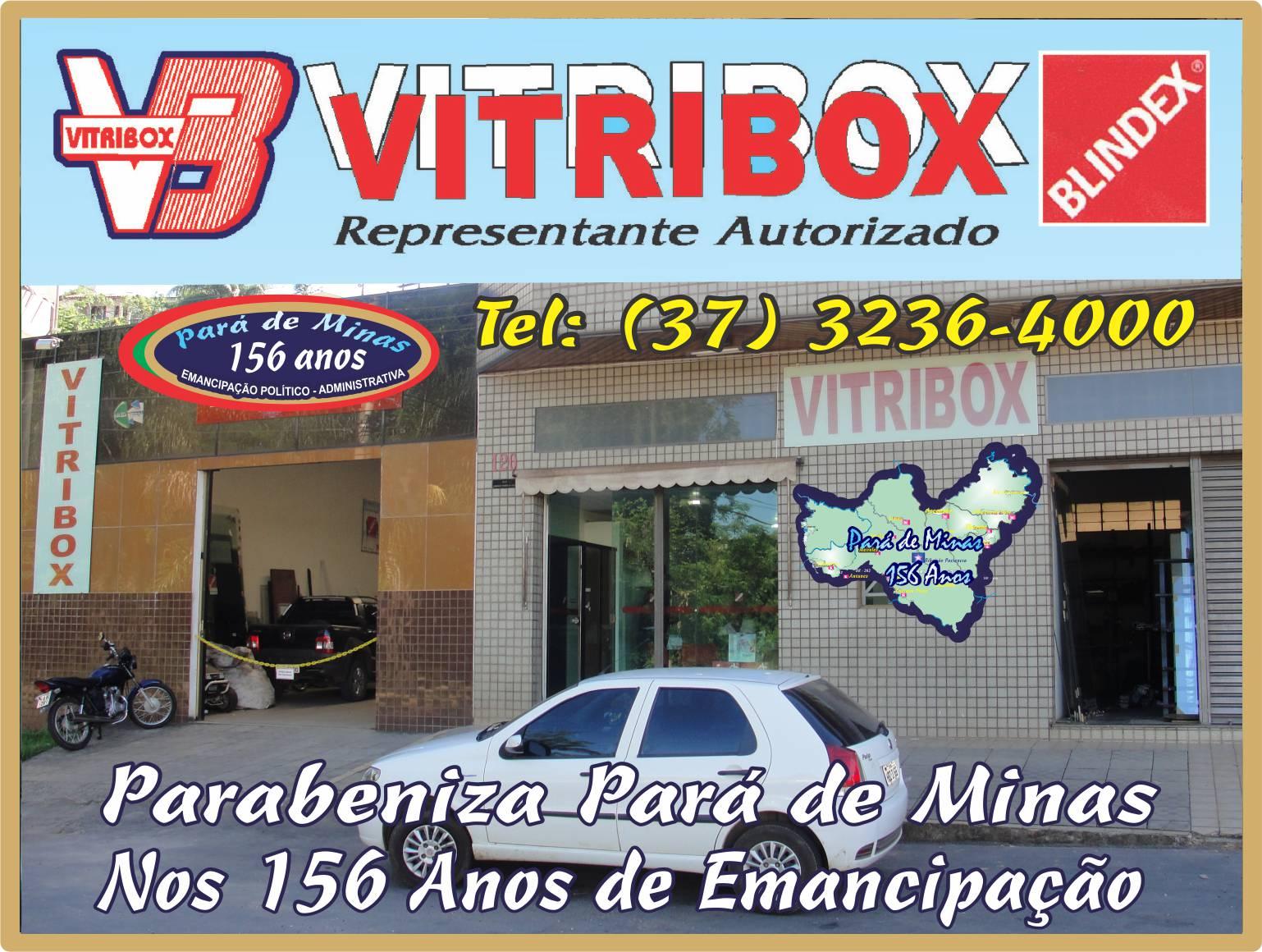 Imagens de #B5161A de Pará de Minas: Vitribox Vidros Nos 156 Anos de Emancipação de  1538x1160 px 3250 Box Acrilico Para Banheiro Feira De Santana