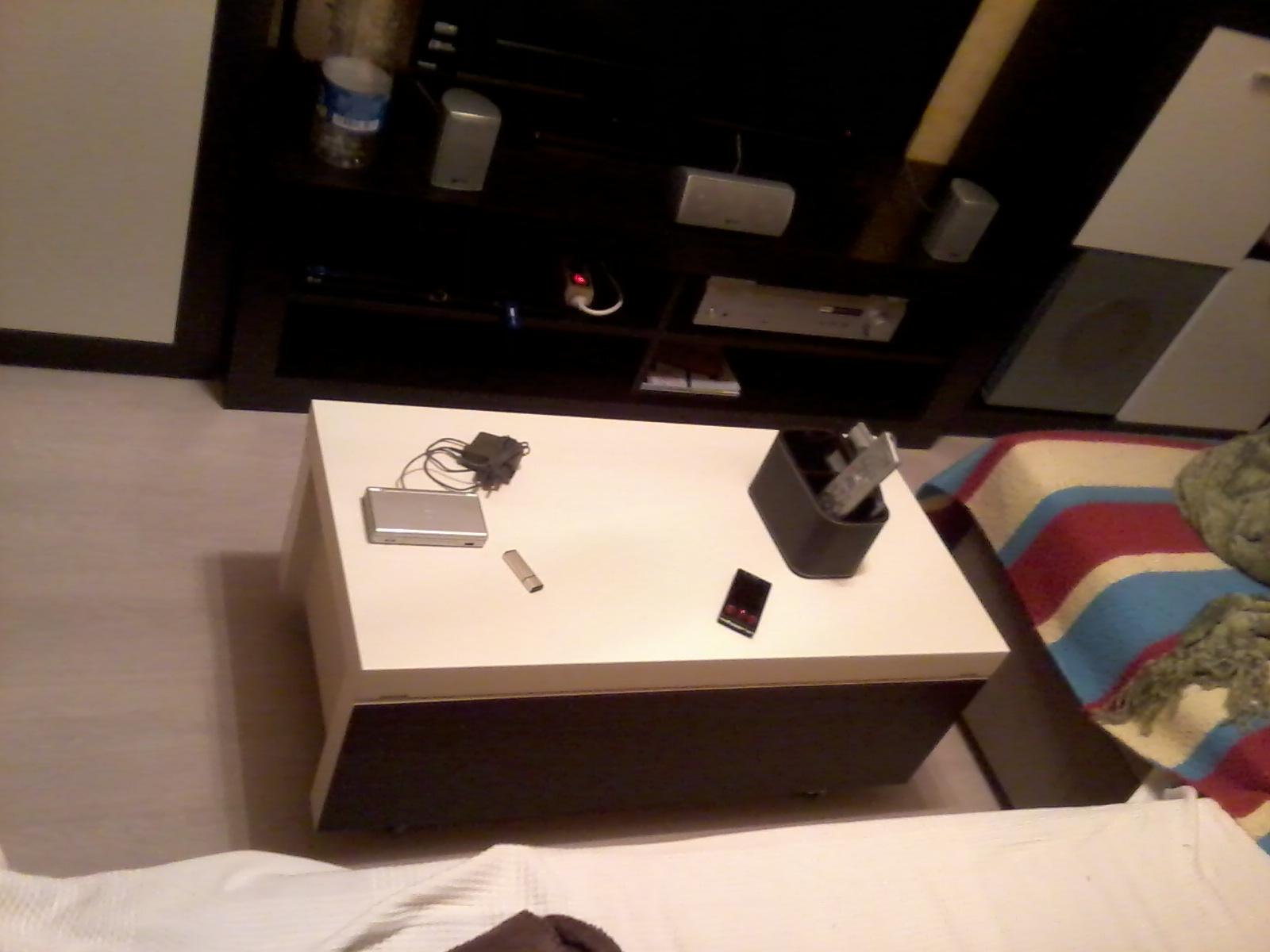 Ikea hack la mesa de centro malm de betyboo - Ikea mesa malm ...