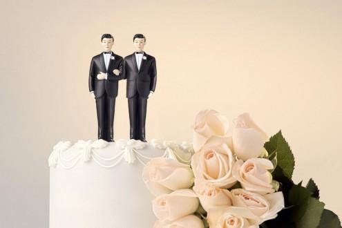 Ideas For Gay Wedding Cakes