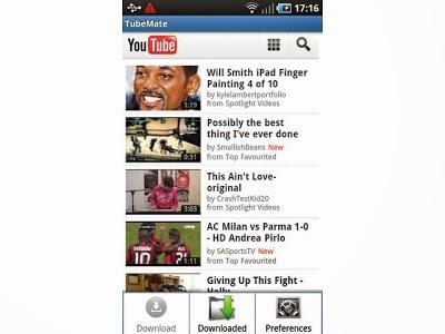 Cara Menyimpan Video Youtube di Handphone Android