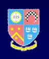St. Xaviers High School Fort Logo