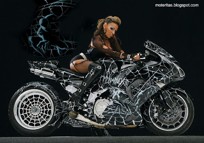moto-mujeres-deportiva-kawasaki-wallpaper-spiderman