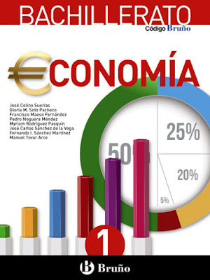 LIBROS DE TEXTO - Economía 1 Bachillerato : Código Bruño  Curso 2015-2016 | MATERIAL ESCOLAR  Comprar en Amazon España más baratos y al mejor precio: