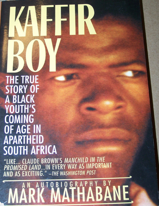 struggle for education in mark johannes story kaffir boy Kaffir boy and apartheid kaffir boy: the true story of a black youth's coming of etc part ii focuses on johannes's education and growing passion to live in.