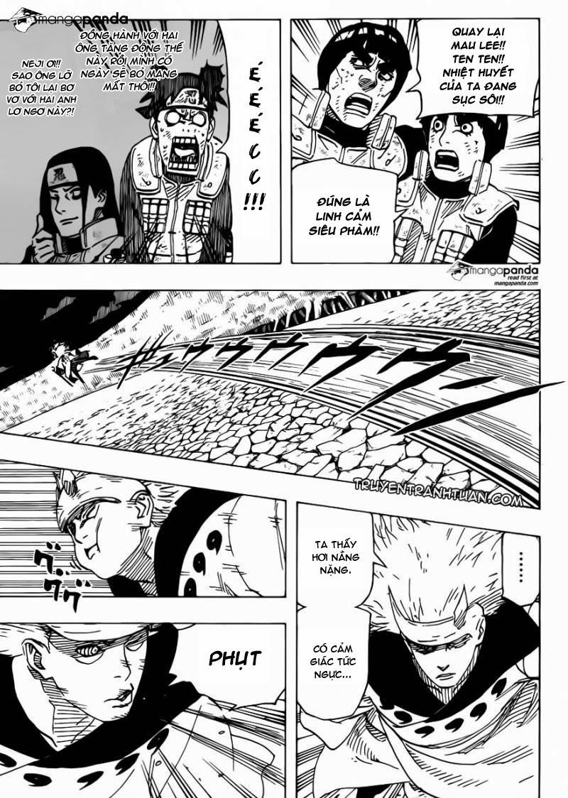 Naruto - Chapter 664 - Pic 8
