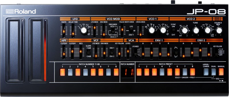 The Roland JP-08 Blog
